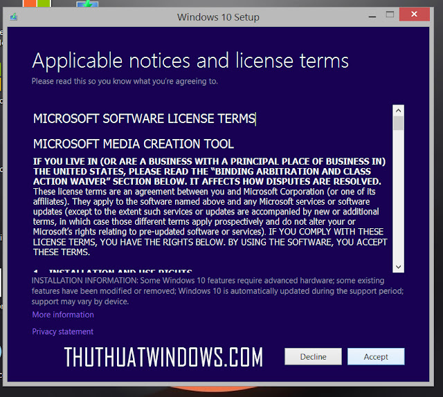 Download ISO Windows 10, Windows 8 chính thức từ Microsoft