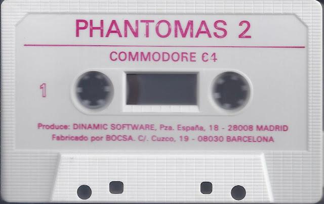 Phantomas 2