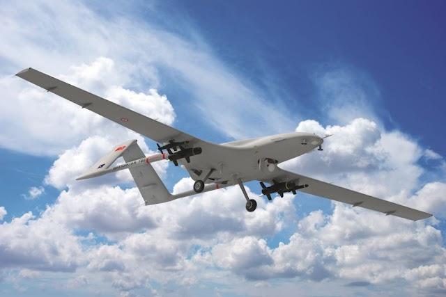 Türkiye'nin ilk silahlı insansız hava aracı hangisidir?