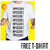 EXPIRED!! HURRY!! FREE IMPOSSIBLE BURGER T-SHIRT