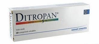 سعر ودواعى إستعمال أقراص ديتروبان Ditropan للمثانة