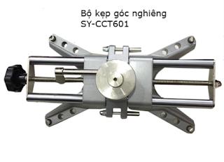 Bộ kẹp cho thước đo góc nghiêng SY-CCT601