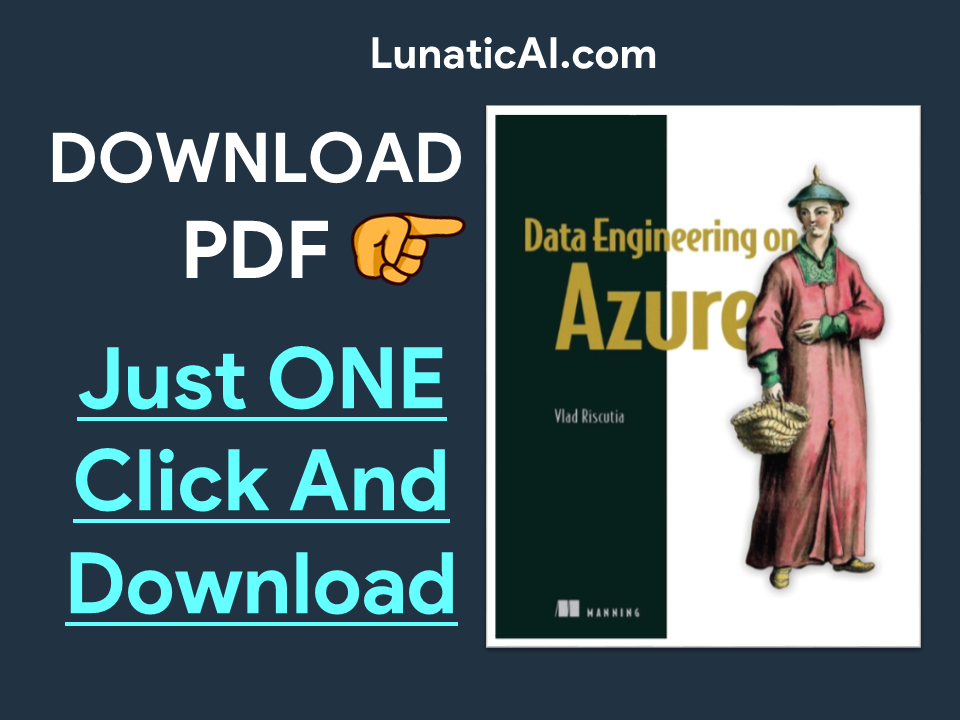 Data Engineering on Azure Manning PDF