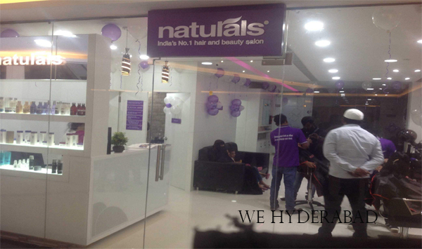 Naturals Family Salon and Spa