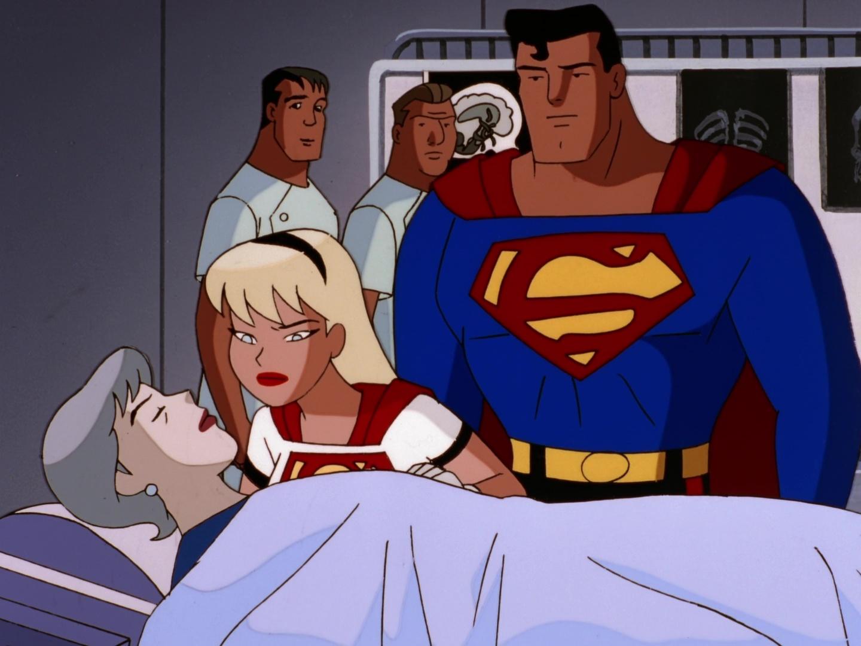 Superman: La Serie Animada (1998) Temporada 3 1080p WEB-DL Latino