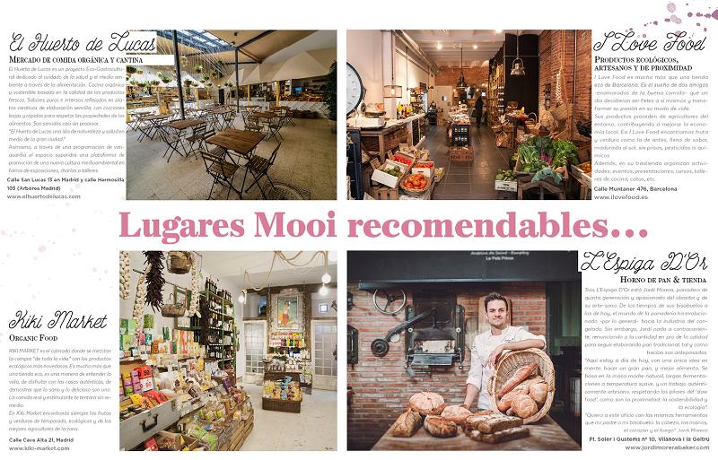 Lugares Mooi Recomendables...