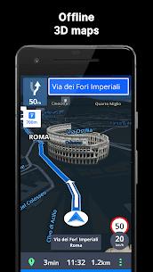 Sygic GPS Navigation & Maps v18.6.3 Final Mod Apk [Unlocked]