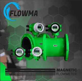 Flowma Wmag 21 Electromagnetic Flow Meter