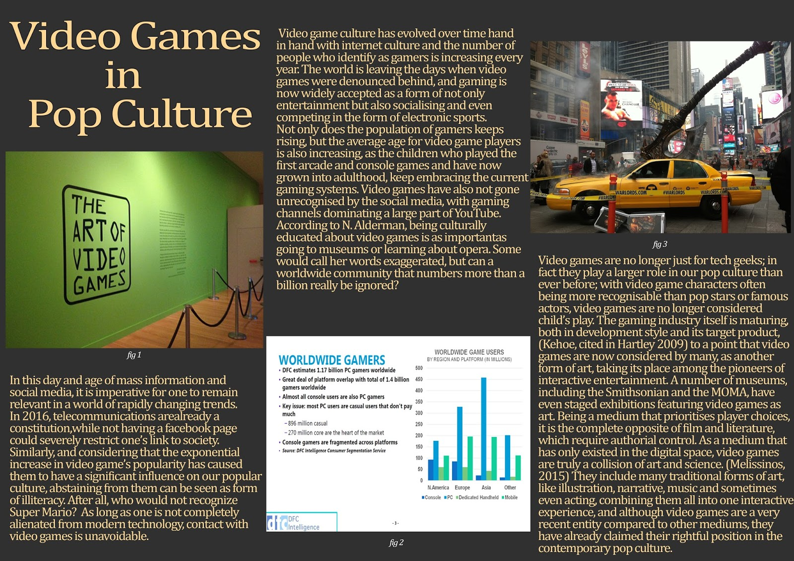 impact of video games in society