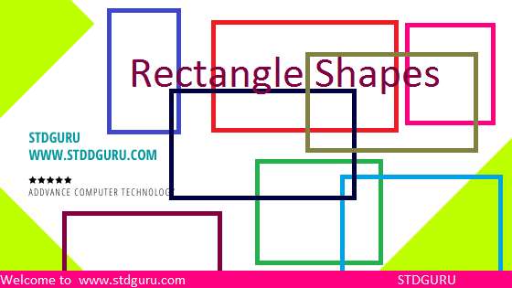 How do you draw a rectangle using graphics.h in C/C++?, program to draw a rectangle in graphics in c/c++, Drawing rectangle using c graphics,