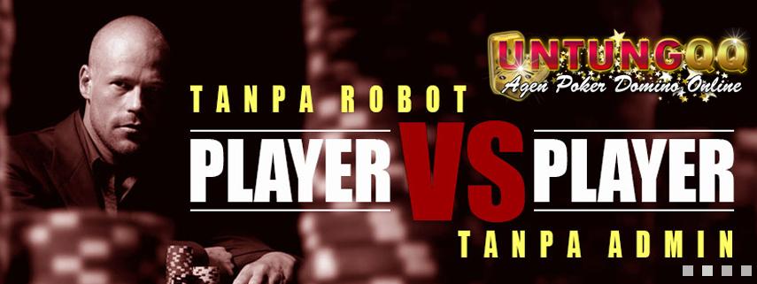 Tidak Ada Robot Dan Campur Tangan Admin, Murni Player Vs Player