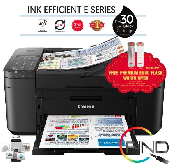 Review 4 Daftar Printer Canon Yang Bisa Fotocopy Dan Scan Kertas F4 Masterprinter
