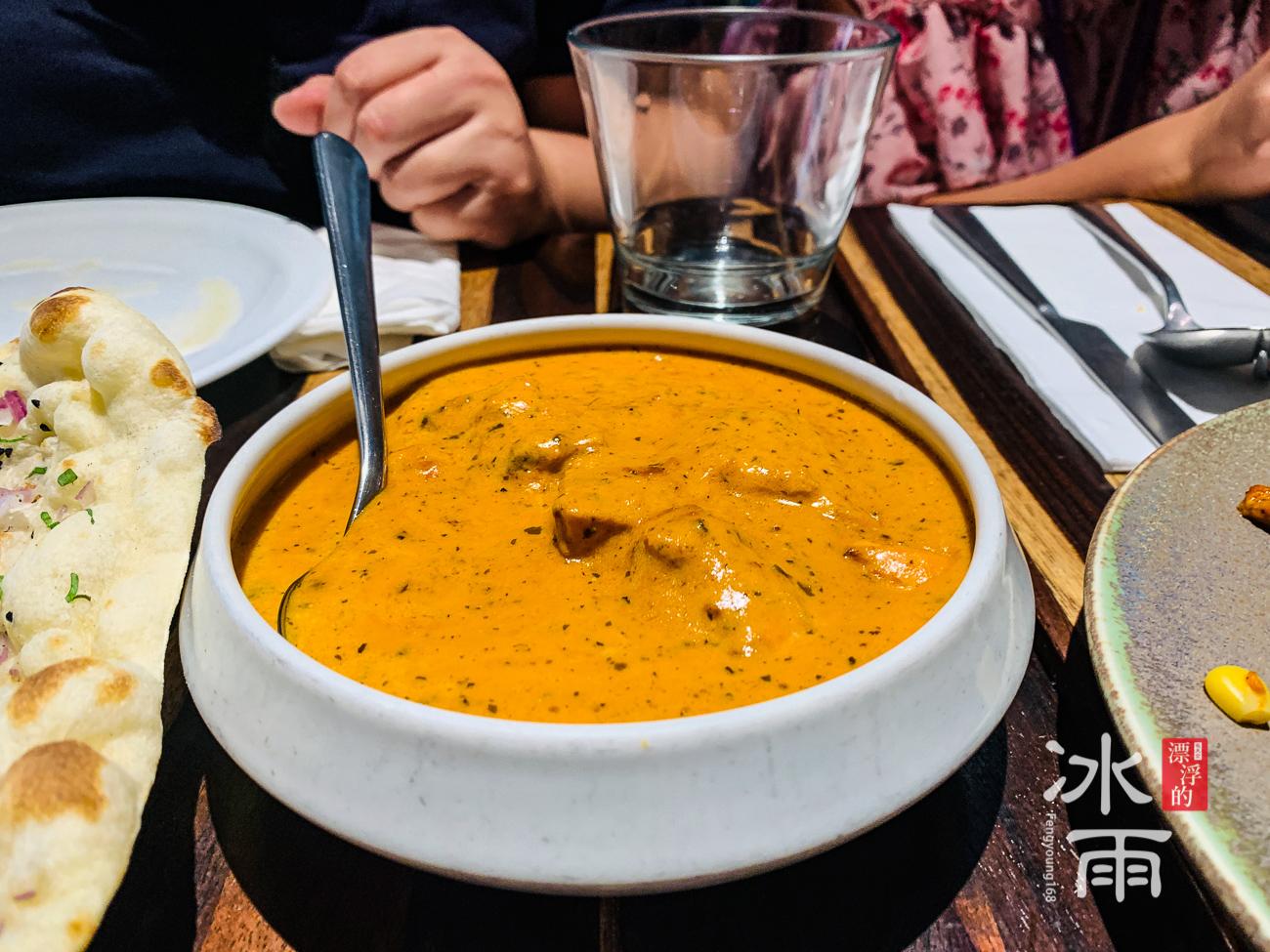香料屋印度料理 印度雞肉咖哩