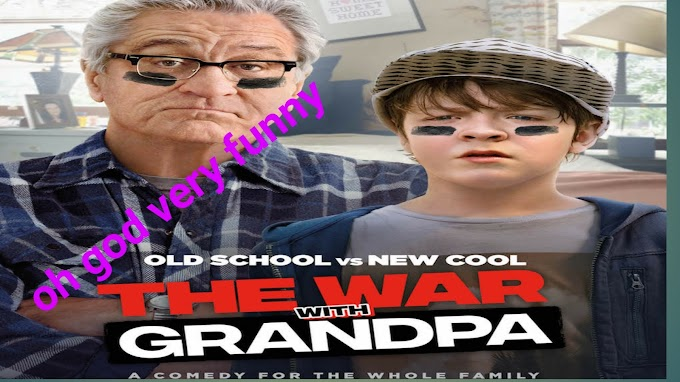 War with Grandpa (2020) | War with Grandpa release Date | War with Grandpa Netflix