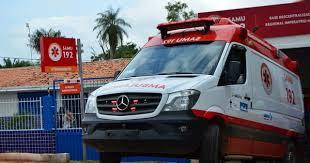 Mariana Jales deixa o SAMU apenas com 2 ambulâncias!!!