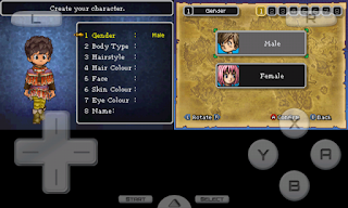 Padahal aku yaitu penggemar game ini semenjak seri ke  Unduh Game Android Gratis Dragon Quest IX: Sentinels of the Starry Skies