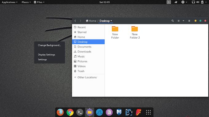 Đưa Desktop icons trở lại màn hình của GNOME 3.28