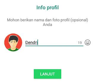 Cara Daftar, Membuat WhatsApp Di Hp Android
