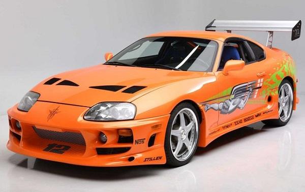 Toyota Supra Rápido y Furioso