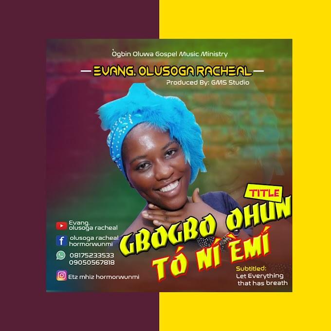 [MUSIC] Gbogbo ohun to ni Emi - Evang Olusoga Racheal