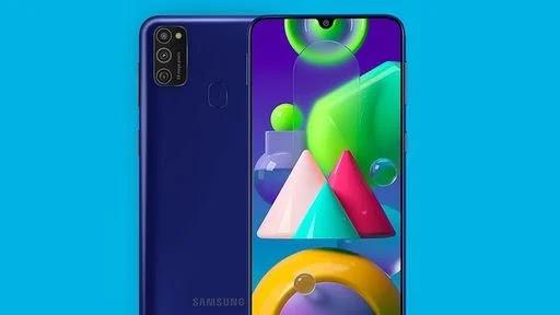 Sorteio de um Samsung Galaxy M21