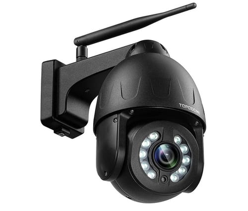 Topodome TD-S21C 5MP PTZ WIFI Security Camera Outdoor
