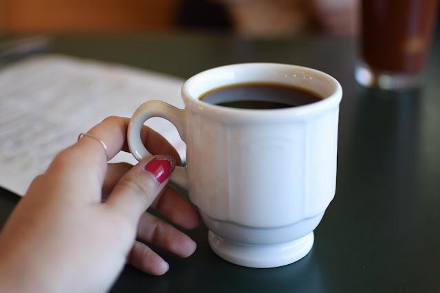 The nerdy girlie 5 fandom friday my 5 favorite coffee for Amigo motor lodge salida