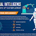 Artificial Intelligence: The Future of Construction #infographic