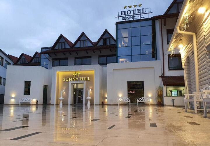 Sunny Hill Hotel Cluj