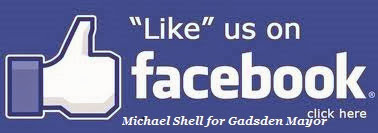 Gadsden Mayor Michael Shell Facebook