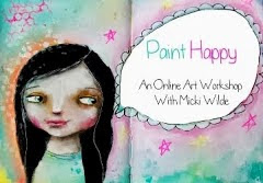 come and paint happy!