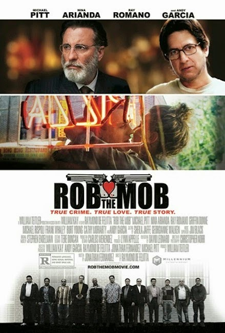 Rob The Mob (2014) ταινιες online seires oipeirates greek subs