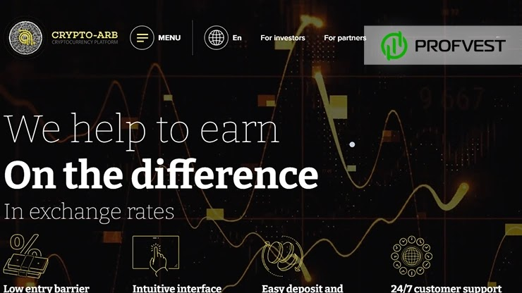 Crypto-ARB обзор и отзывы HYIP-проекта