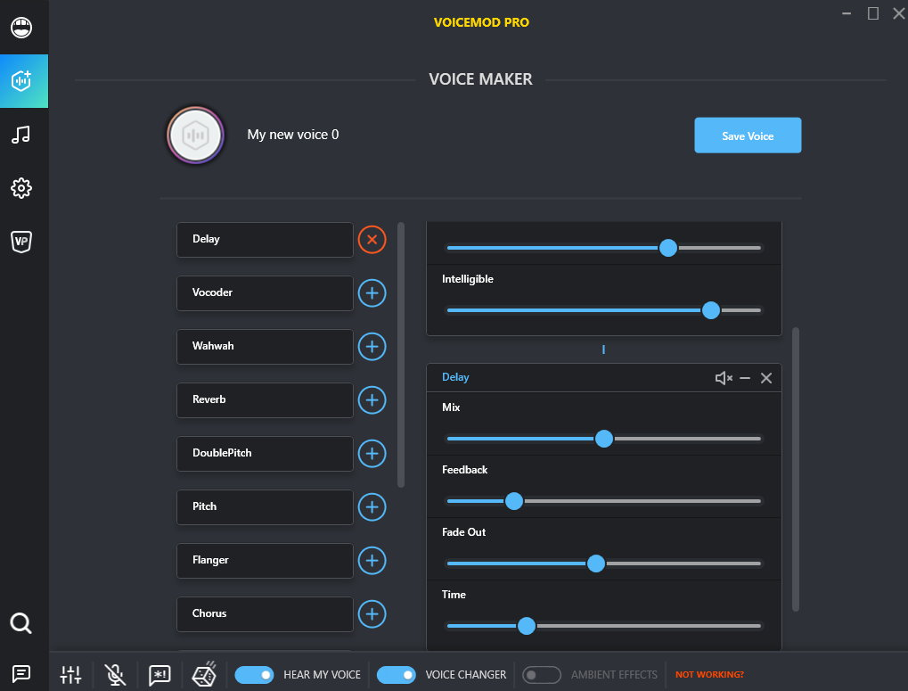 Voicemod - Free and Easy to Use Voice Changer/Modulator Application