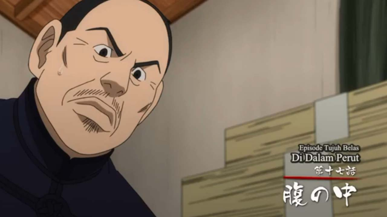 Golden Kamuy Season 2 Episode 5 Subtitle Indonesia