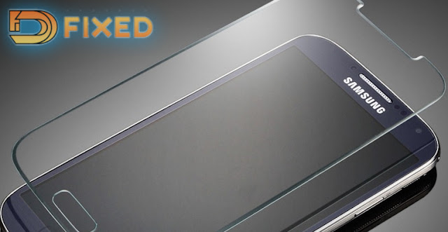 tempered glass yamg buruk bisa membuat touchscreen error