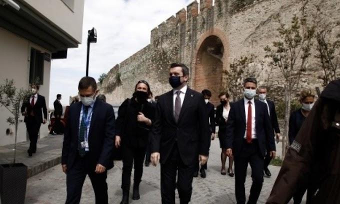 Ξέφραγο αμπέλι η χώρα. O Τούρκος ΥΦΥΠΕΞ έκανε ανενόχλητος… επιθεώρηση στην «επαρχία» της Βόρειας Ελλάδας…