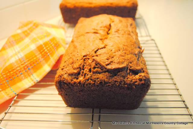 Apple Zucchini Bread at Miz Helen's Country Cottage