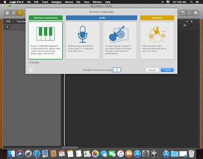 Logic Pro X 10.4.6 For Mac Torrent Full Crack Download