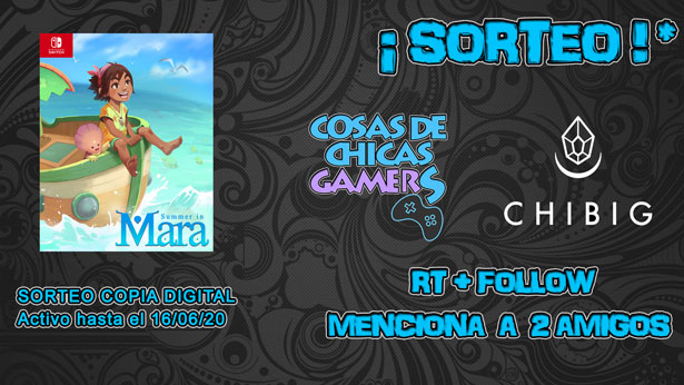Sorteo Summer In Mara para Nintendo Switch