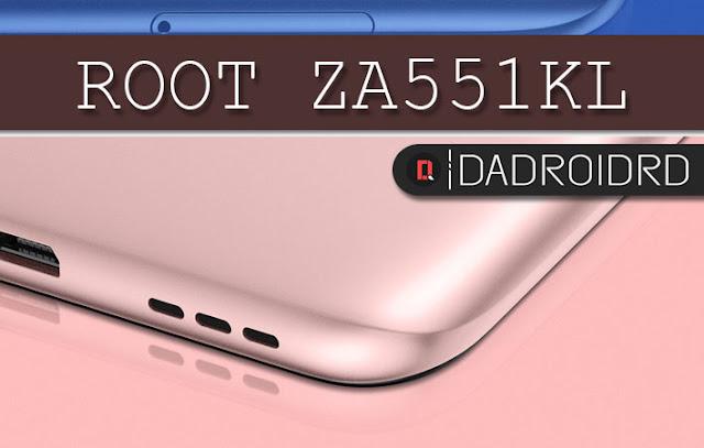 ROOT Asus Zenfone Live ZA551KL