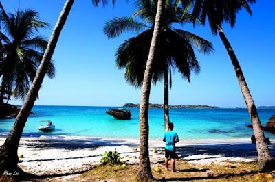 Nail island - sea paradise par Maldives