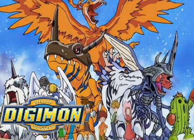 Digimon Adventure Temporada 1
