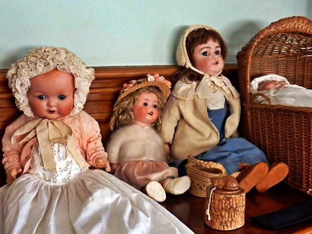 Victorian Dolls