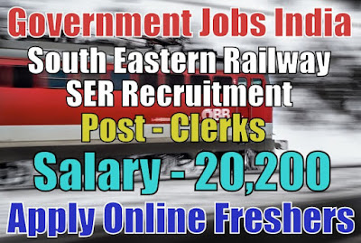 South Eastern Railway Recruitment 2019
