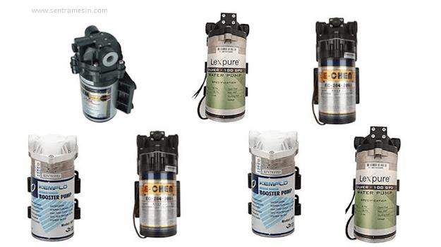 Cara Memperbaiki Pompa Booster RO  Dari Kerusakan