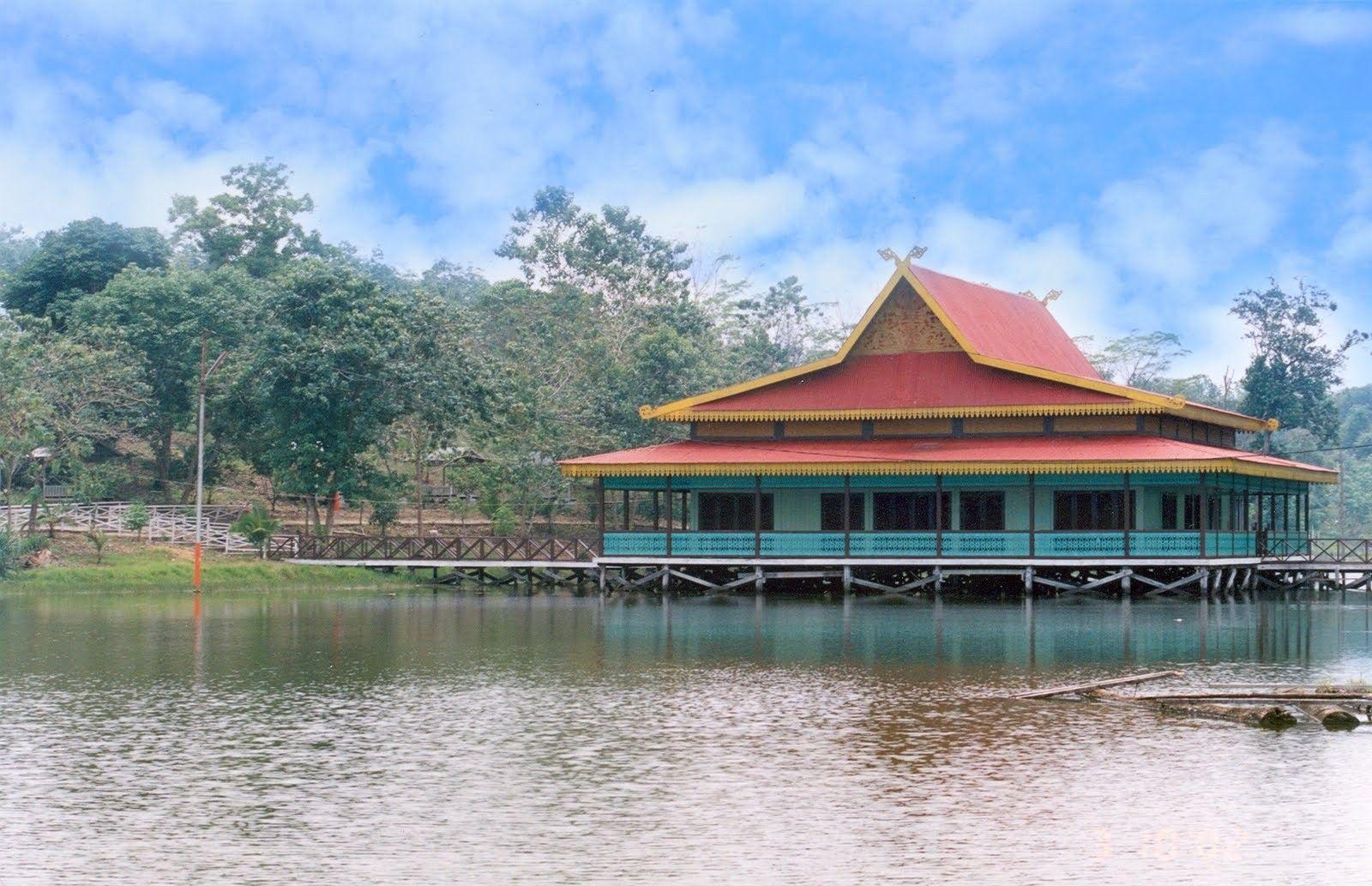 Contoh Rumah Adat Melayu Riau Minimalis