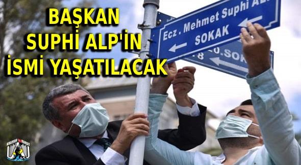Anamur Haber,Anamur Son Dakika,Anamur Belediye Başkanı Suphi ALP,