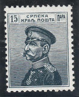 Serbia 1911, King Peter I
