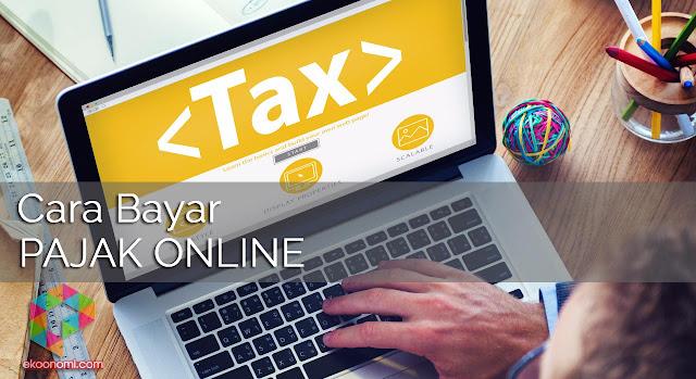 Cara Bayar Pajak Online 2017